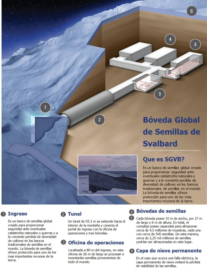 Bóveda global de semillas